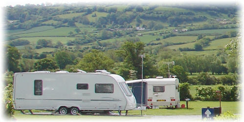Peace and  tranquillity are often features of Adult Only Campsites